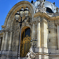 Le Petit Palais in Paris, France<br />