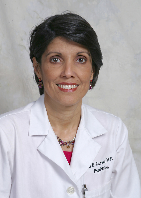 Ana E. Campo, M.D.<br /> Psychiatry