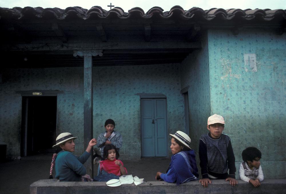 Cotopaxi province, Ecuador
