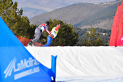 SCHETT Reinhold, SB-LL1, AUT, ECKHART Rene, Snowboard Cross at the WPSB_2019 Para Snowboard World Cup, La Molina, Spain