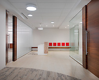 Washington DC 0ffice space interior image at 1200 17th Street by Jeffrey Sauers of Commercial Photographics, Architectural Photo Artistry in Washington DC, Virginia to Florida and PA to New England