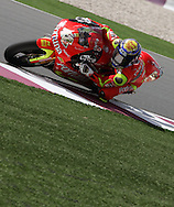 Spain's Jorge Lorenzo wins the 250cc, MOTO GP, Commercial Bank Grad Prix, Losail International Circuit, 8 Apr 06