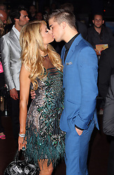 Paris Hilton and boyfriend River Viiperi attend Roberto Cavalli's boat party at the Cannes Film Festival. France. 15/05/2013<br />BYLINE MUST READ : JAMESY/GOTCHA IMAGES<br /><br />Copyright by © Gotcha Images Ltd. All rights reserved.<br />Usage of this image is conditional upon the acceptance <br />of Gotcha Images Ltd, terms and conditions available at<br />www.gotchaimages.com
