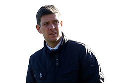 Bristol Rovers manager Darrell Clarke - Mandatory by-line: Robbie Stephenson/JMP - 17/02/2018 - FOOTBALL - Cherry Red Records Stadium - Kingston upon Thames, England - AFC Wimbledon v Bristol Rovers - Sky Bet League One