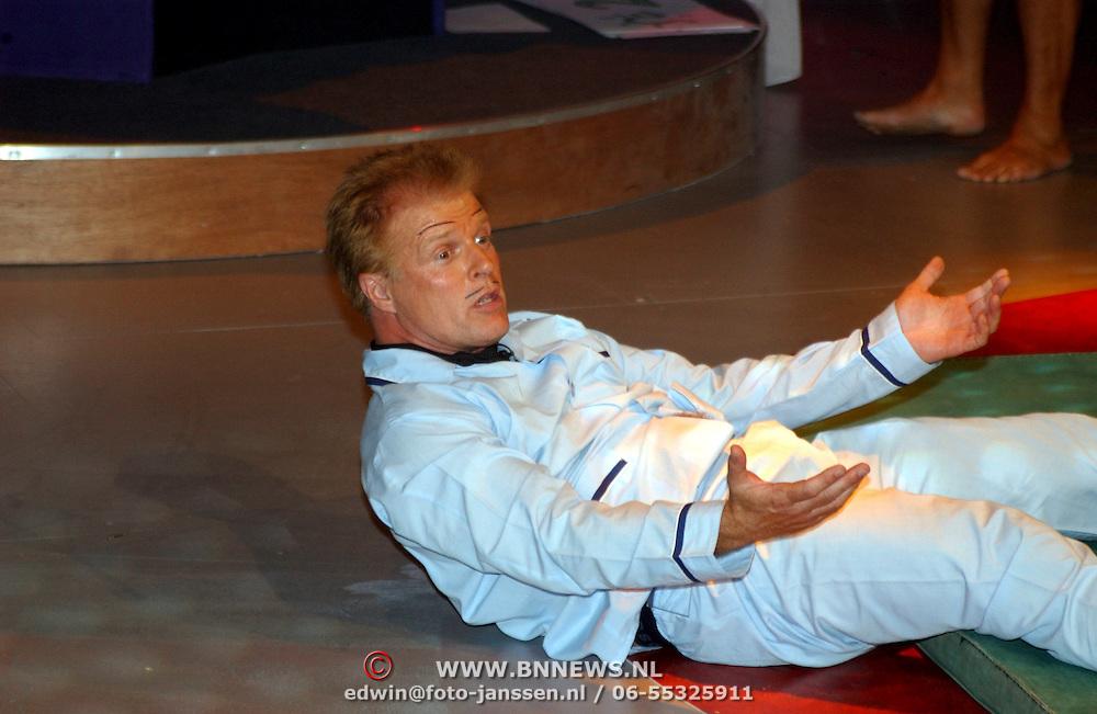Presentatie DVD Grote Meneer Kaktus Show, Peter Jan Rens