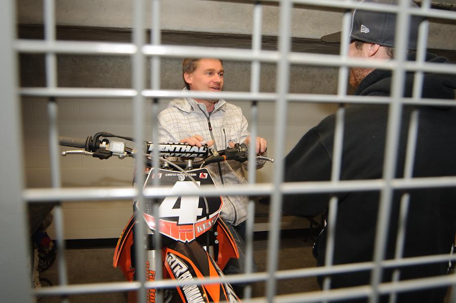 2011 Penticton Arenacross.South Okanagan Events Centre.Penticton, British Columbia.November 11, 2011