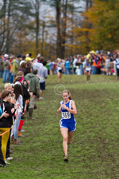 2012 High School Western Maine Regional Cross Country Championships, Class B Girls