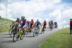 Stage 2 of 2019 OVO Women's Tour, a 62.5 km road race starting and finishing in the Kent Cyclopark in Gravesend, United Kingdom on June 11, 2019. Photo by Balint Hamvas/velofocus.com