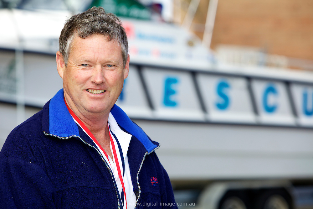 Mornington Volunteer Marine Rescue  , Life member Mick Matthews
