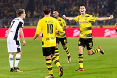 Borussia Dortmund v Borussia Mönchengladbach - 23 September 2017