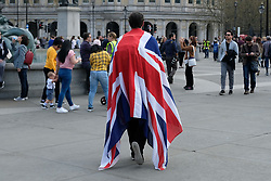 March 30, 2019 - London, England, United Kingdom - Pro-Brexit demonstrators protest on Whitehall, London on 30 March 2019 before descending on to Parliament Square where they tried to block and disrupt local traffic. (Credit Image: © Robin Pope/NurPhoto via ZUMA Press)