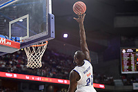 Real Madrid's Othello Hunter during semi finals of playoff Liga Endesa match between Real Madrid and Unicaja Malaga at Wizink Center in Madrid, June 02, 2017. Spain.<br /> (ALTERPHOTOS/BorjaB.Hojas)