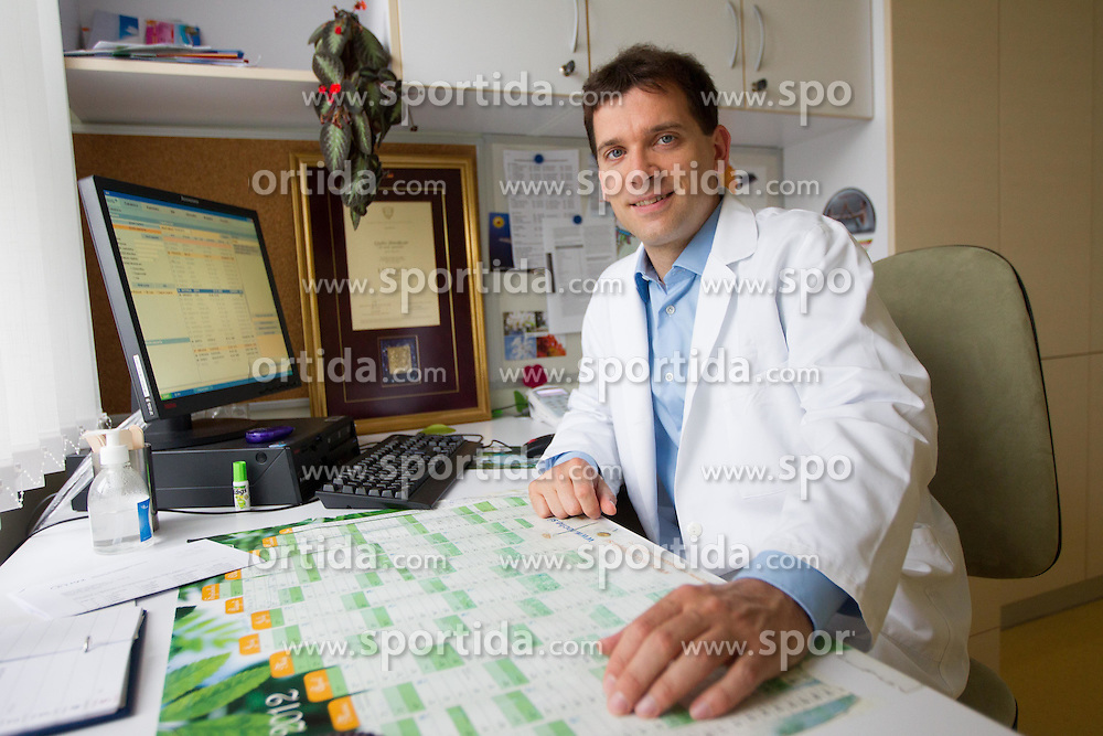 Ljubo Breskvar, dr. med, spec. urolog