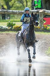 Price Jonelle, (NZL), The Deputy<br /> Cross Country<br /> Mitsubishi Motors Badminton Horse Trials - Badminton 2015<br /> © Hippo Foto - Jon Stroud<br /> 09/05/15