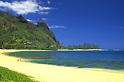 Haena Beach, Kauai, Hawaii, USA<br />