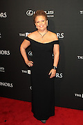 8 February-Washington, D.C: Debra L. Lee, President & CEO, BET Networks attends the BET Honors 2014 Red Carpet held at the Warner Theater on February 8, 2014 in Washington, D.C.  (Terrence Jennings)