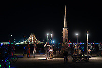 Artist name unknown but I'm pretty sure it was David Best. My Burning Man 2018 Photos:<br />