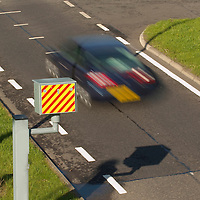 Speed camera in United Kingdom<br />