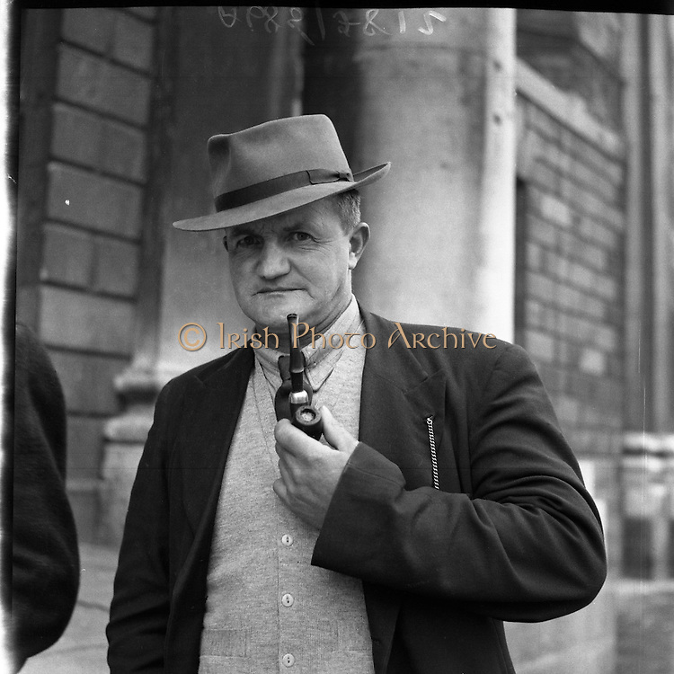 12/05/1958<br /> 05/12/1958<br /> 12 May 1958<br /> <br /> Charles Lenihan (Kerry County Council) at High Court (for Kerryman)