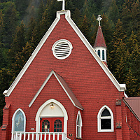St. Peter&rsquo;s Episcopal Church in Seward, Alaska <br />