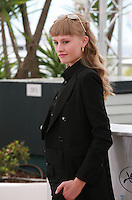 Actress Klara Kristin at the Love film photo call at the 68th Cannes Film Festival Thursday May 21st 2015, Cannes, France.