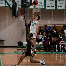 01-18-2019 Northlake vs Newman - Boys Basketball Varsity