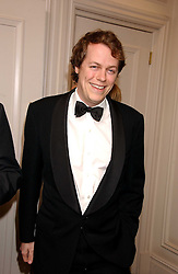 TOM PARKER BOWLES at the 2006 British Book Awards held at The Grosvenor House Hotel, Park lane, London on 29th April 2006.<br />