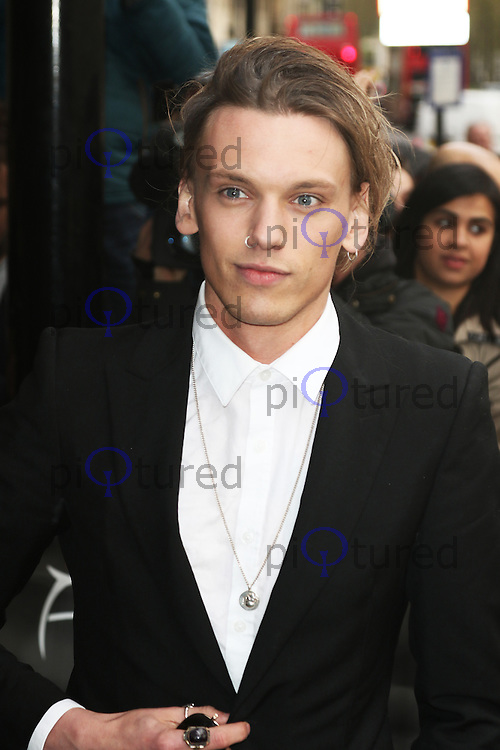 Jamie Campbell Bower, The Asian Awards, Grosvenor House Hotel, London UK, 17 April 2015, Photo by Richard Goldschmidt