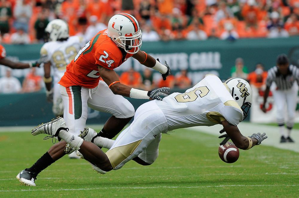 2008 Miami Hurricanes Football vs Central Florida
