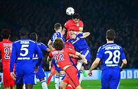 But Thiago SILVA - 11.03.2015 - Chelsea / Paris Saint Germain - 1/8Finale retour Champions League<br /> Photo : Dave Winter / Icon Sport