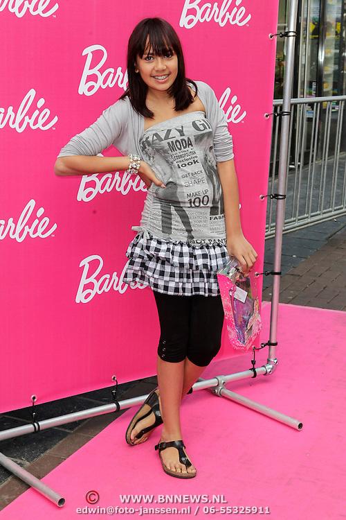 NLD/Amsterdam/20120909- Filmpremiere Barbie, Rachel Traets