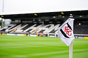 Fulham FC before the EFL Sky Bet Championship match between Fulham and Queens Park Rangers at Craven Cottage, London, England on 1 October 2016. Photo by Jon Bromley.