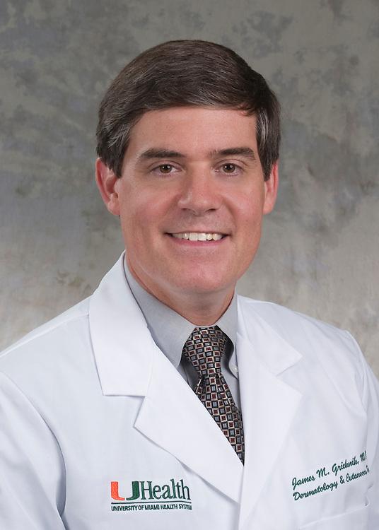 James Grichnik, M.D., Ph.D.<br /> Dermatology