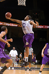 G/F Rodney McGruder (Washington, DC / Archbishop Carroll).  The NBA Player's Association held their annual Top 100 basketball camp at the John Paul Jones Arena on the Grounds of the University of Virginia in Charlottesville, VA on June 20, 2008
