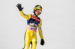 Noriaki Kasai (JPN) during Ski Flying Hill Team Competition at Day 3 of FIS Ski Jumping World Cup Final 2016, on March 19, 2016 in Planica, Slovenia. Photo by Vid Ponikvar / Sportida