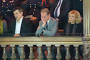 SPECIAL MEETING OF THE COUNCIL OF PARIS FOR CHARLIE WEEKLY<br /> <br /> Patrick Pelloux, Bertrand Delanoe and Maryse Wolinski - Exceptional Paris Council during which the magazine Charlie Hebdo was made an honorary citizen of the city of Paris.<br /> <br /> this meeting took place this morning at the mayor hall of Paris. IT was in presence of Georges Wolinski's wife (Wolinski is the historic cartoonist of Charlie Hebdo) and Jeannette Bougrab (a former minister, politician) who was the girlfriend of Charb ( the main cartoonist of Charlie Hebdo). the mayor of Paris has decided to make Charlie Hebdo magazine, a honorary citizen of Paris.<br /> ©Exclusivepix Media