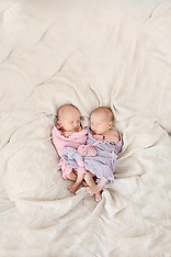 Elizabeth and Caroline's Newborn Session