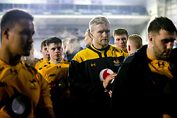 Ben Morris of Wasps A - Mandatory by-line: Robbie Stephenson/JMP - 16/12/2019 - RUGBY - Sixways Stadium - Worcester, England - Worcester Cavaliers v Wasps A - Premiership Rugby Shield