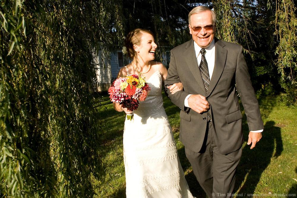 Wedding of Brent and Katie.