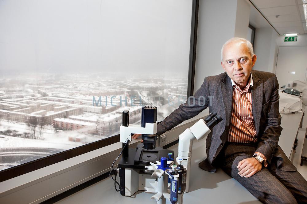 Eric Claassen, directeur van Viroclinics