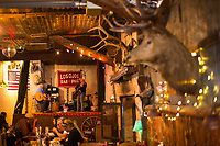 Los Ojos Saloon in in the Jemez Springs, NM.