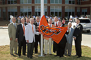 Oklahoma State University Institute for Agricultural Biosciences in Ardmore.