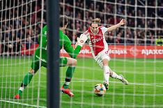 20190313 NED: Ajax - PEC Zwolle, Amsterdam