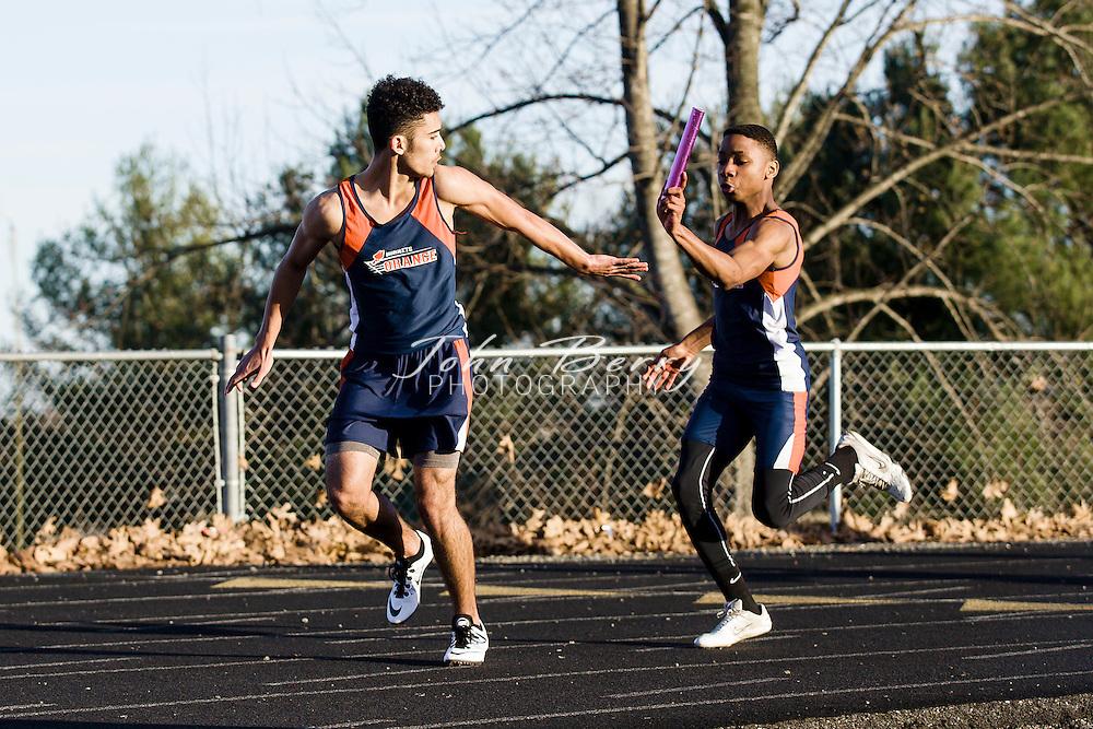 March 18, 2015.  <br /> MCHS Track and Field vs Orange.
