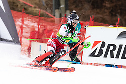 KOECK Hannah of Austria competes during the 6th Ladies' Slalom at 55th Golden Fox - Maribor of Audi FIS Ski World Cup 2018/19, on February 2, 2019 in Pohorje, Maribor, Slovenia. Photo by Blaž Weindorfer / Sportida