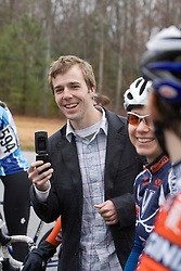 Virginia Cavaliers Mark Hardman<br /> <br /> The College of William and Mary road race was held near Williamsburg, VA on February 25, 2007.