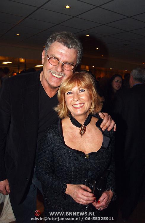 Harpengala 2003, Robert Long en Willeke Alberti