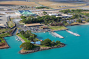 Hickam Boat Harbor, Honolulu, Oahu, Hawaii