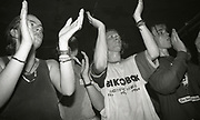 Sweaty Ravers, The Boardwalk, Manchester, 1991.