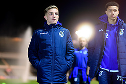 Kieron Phillips of Bristol Rovers arrives at Home Park prior to kick off - Mandatory by-line: Ryan Hiscott/JMP - 17/12/2019 - FOOTBALL - Home Park - Plymouth, England - Plymouth Argyle v Bristol Rovers - Emirates FA Cup second round replay